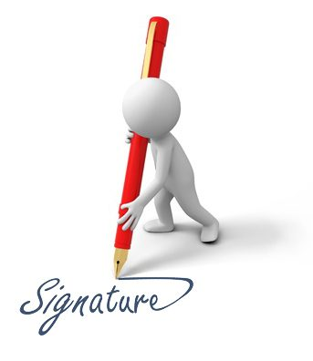 Signature Capture for Work Orders, CMMS