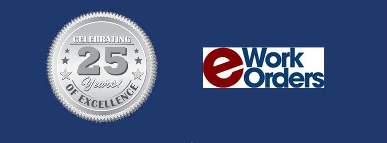 eWorkOrders 25 Years