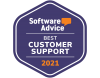 This image has an empty alt attribute; its file name is SA_CrowdBadge_BestCustomerSupport_2021_Full-Color-e1629828722133.png