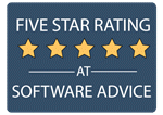 CMMS 5 Star Rating at Software Advice.